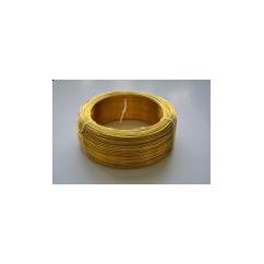 Ring aluminiowy złoty 1kg