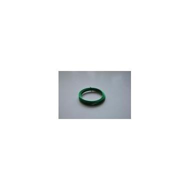 Ring aluminiowy ciemnozielony 40g