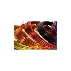 Ring aluminiowy czarny 1kg