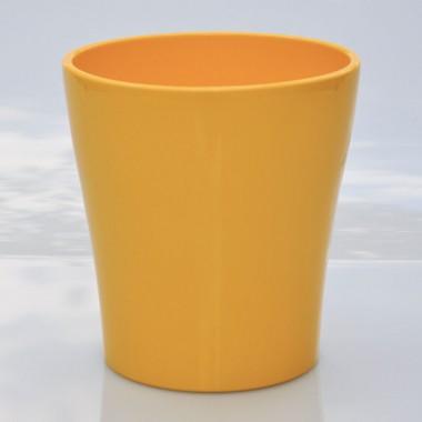 Doniczka Calypso 707/14 mango