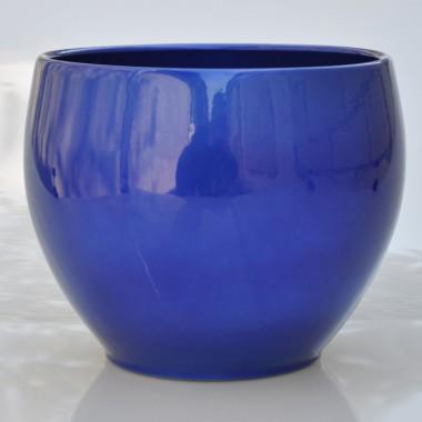 Doniczka na gwiazdy Chicago 760/20/1999 niebieska perła połysk