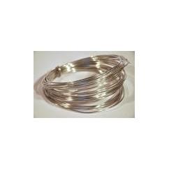 Ring aluminiowy srebrny 100g