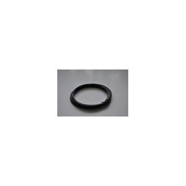 Ring aluminiowy czarny 100g