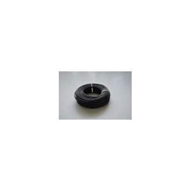 Ring aluminiowy czarny 0,5kg